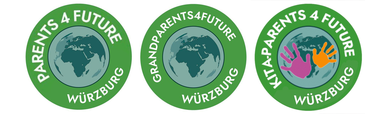 Parents 4 Future, Grandparents 4 Future, Kita-Parents 4 Future Würzburg