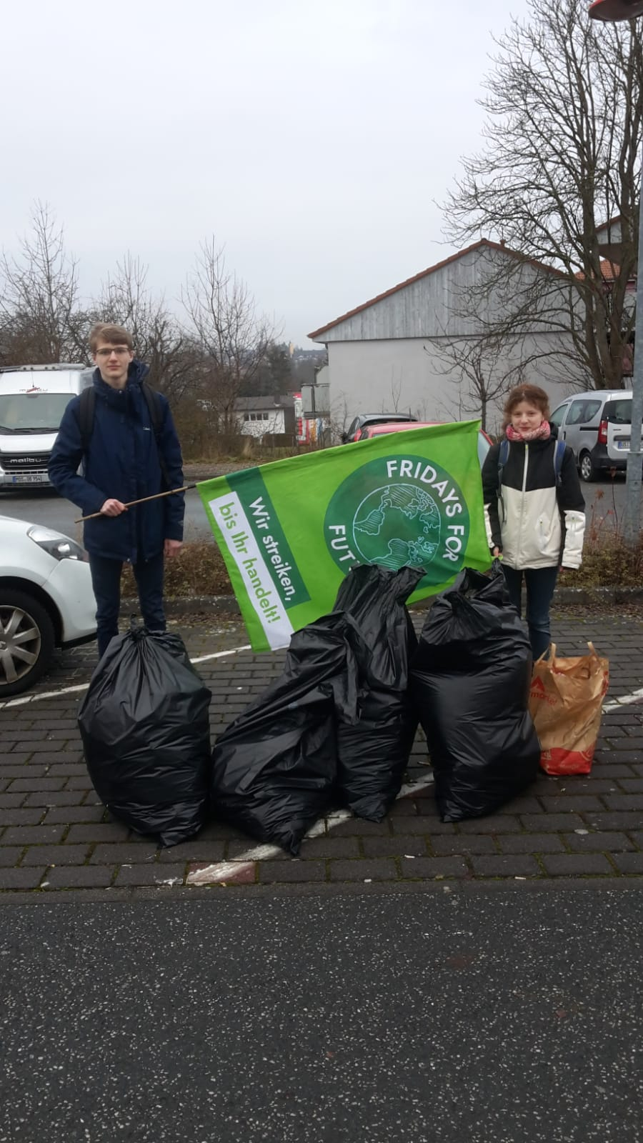Clean up Neu Anspach