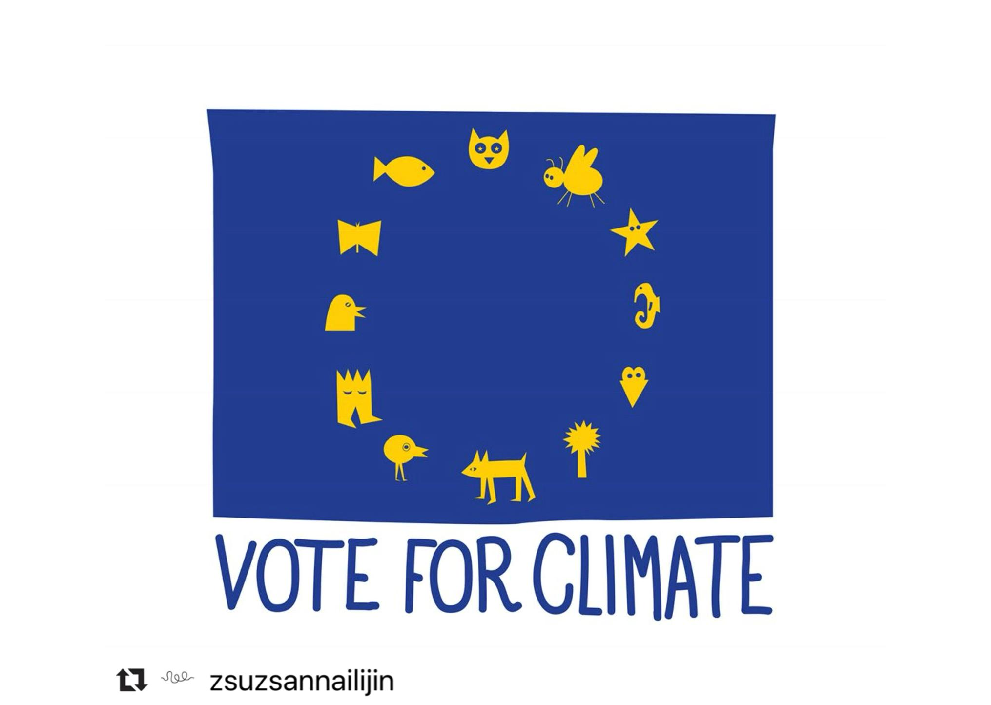 vote for climate
