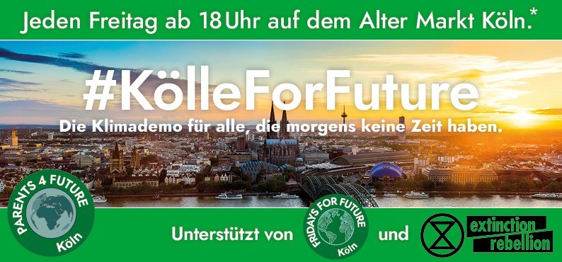 Kölle For Future Flyer
